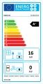 KRATKI Teplovzdušná krbová vložka Kratki Blanka 910 - rovné sklo s externím přívodem vzduchu