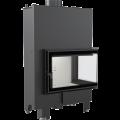 Teplovodní krbová vložka MBM P BS TV 10 kW - DOPRAVA ZDARMA