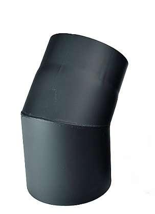 KRATKI Kouřovod koleno 45°, Ø 130 mm Kraus
