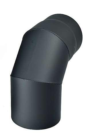 KRATKI Kouřovod koleno 90°, Ø 130 mm Kraus