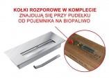 KRATKI Kratki Biokrb EGZUL TÜV Swarovski bílý mat