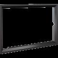 Kratki instalační rámeček 45° pro  Lucy 12 rovné sklo / Lucy 12 Slim rovné sklo / Lucy 12 Tunel