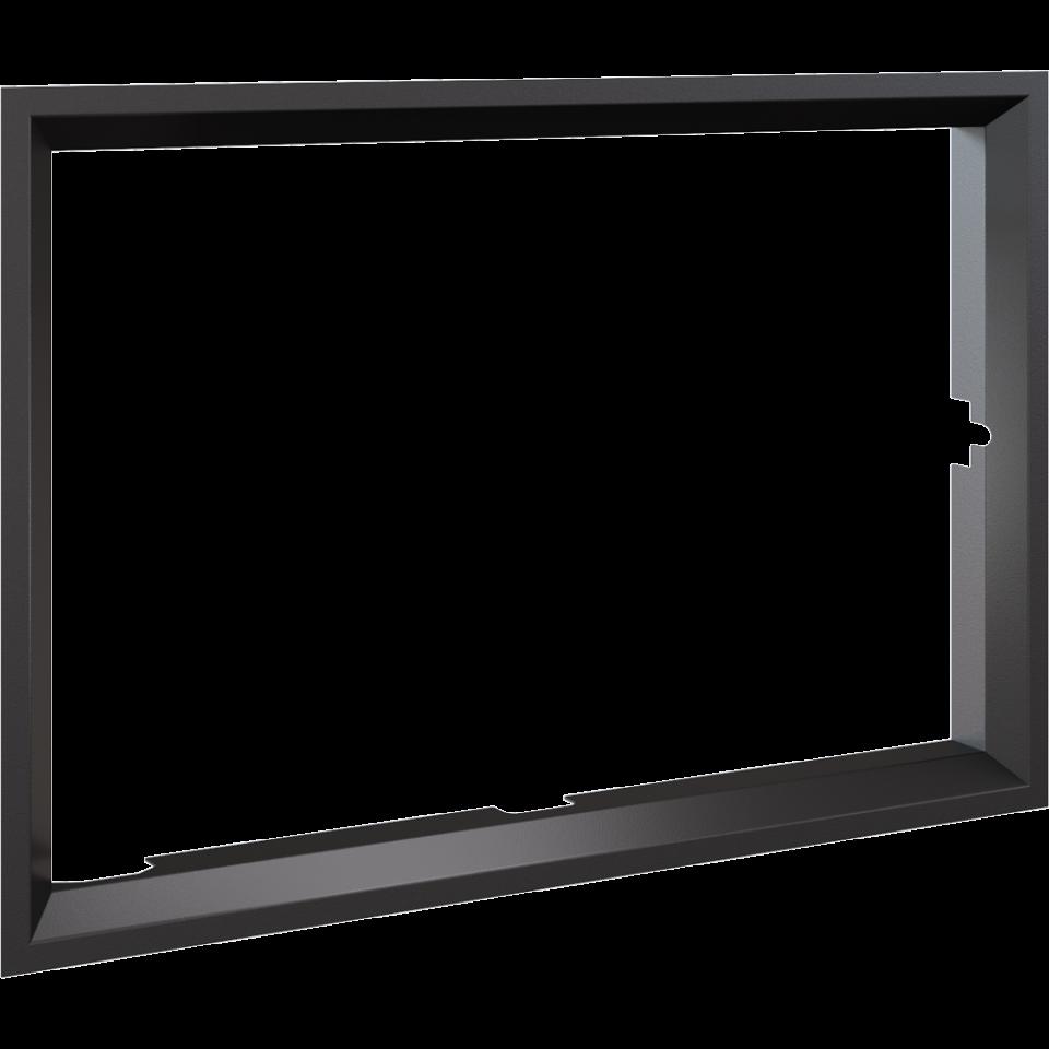 KRATKI Kratki instalační rámeček 45° pro Lucy 12 rovné sklo / Lucy 12 Slim rovné sklo / Lucy 12 Tunel
