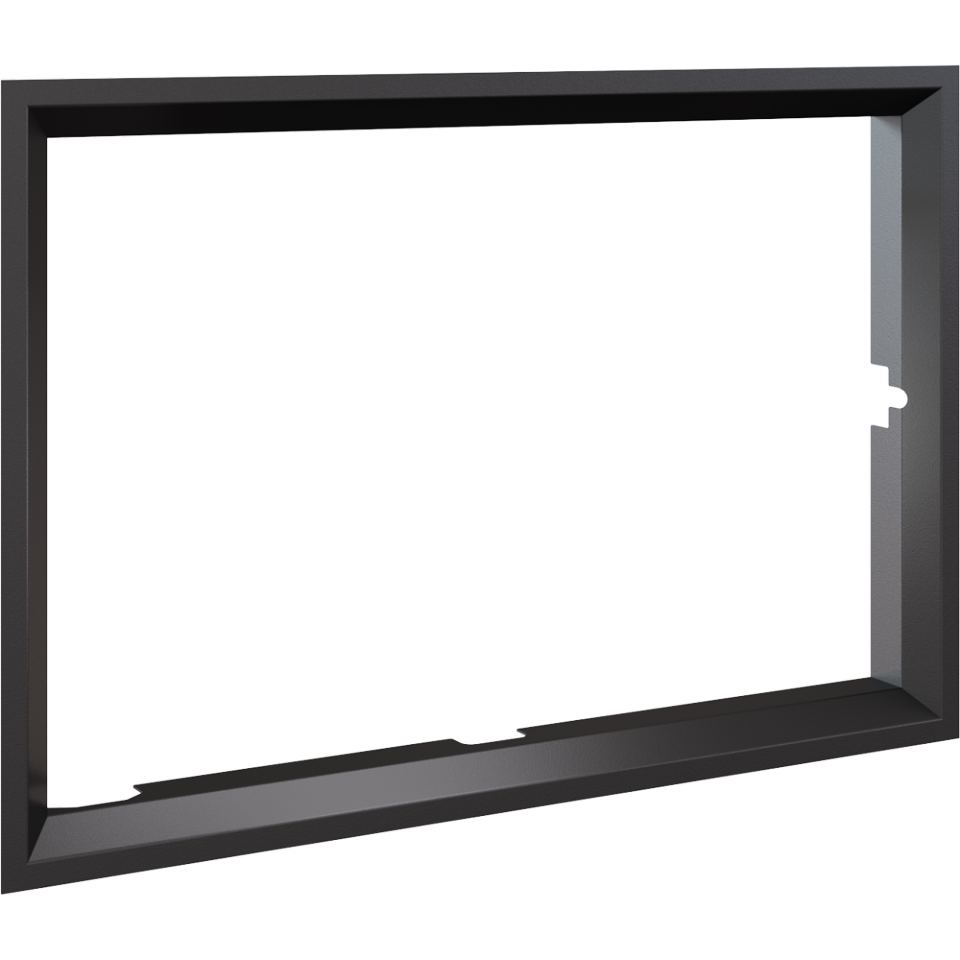 KRATKI Kratki instalační rámeček 45° Lucy 14 rovné sklo / Lucy 14 Slim rovné sklo / Lucy 14 Tunel / Lucy 16