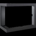 Kratki ocelový rámeček 90° pro Lucy 12 BS levé boční proskl. / Lucy 12 SLIM BS levé boční proskl.