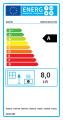 KRATKI litinová teplovzdušná krbová vložka Kratki SIMPLE M/S 8 P BS pravé boční prosklení