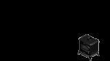 KRATKI litinová krbová kamna Kratki KOZA K6 ASDP 130 s automatickým řízením přívodu vzduchu, kouřovod 130mm