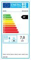 KRATKI teplovzdušná krbová vložka Kratki NBC 7 680/280 Gilotina třístranné prosklení s výsuvem DOPRAVA ZDARMA