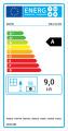 KRATKI teplovzdušná krbová vložka Kratki VNL 610/430 BS Gilotina levé rohové prosklení s výsuvem DOPRAVA ZDARMA