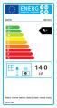 KRATKI Kratki teplovzdušná krbová vložka MB 100 G gilotina