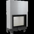 Teplovodní krbová vložka MBA TV 17 kW Gilotina  - DOPRAVA ZDARMA