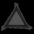 KRATKI Zahradní krb Triangle Kratki