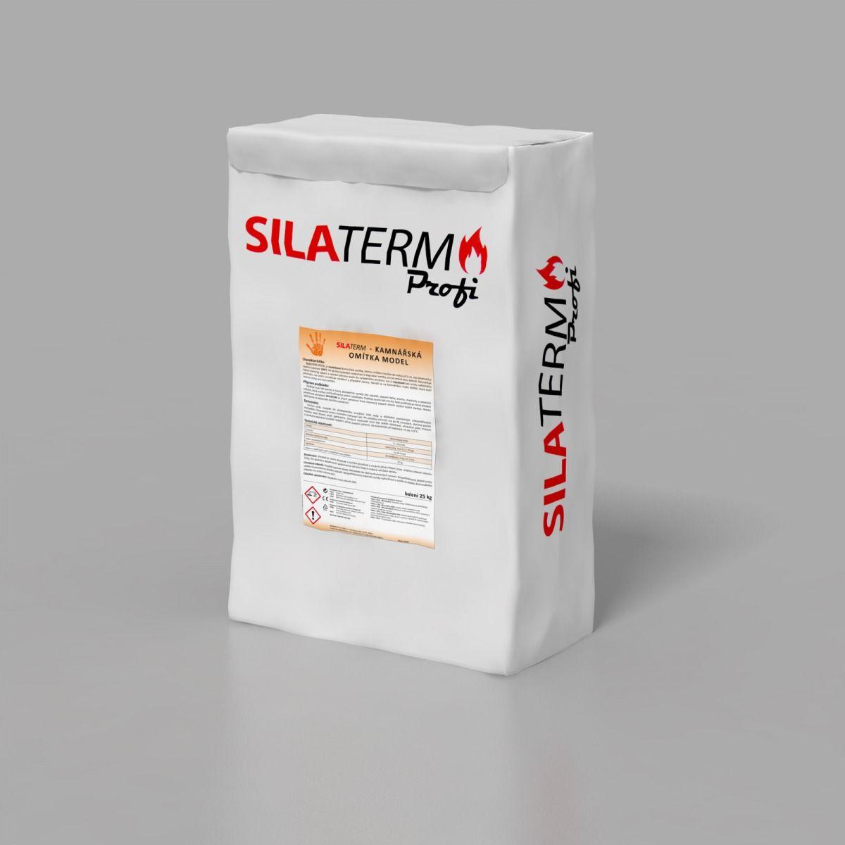 KRATKI Kamnářská malta SILATERM MALSIL 1120 - 20 kg