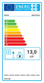 MBZ P BS SG Gilotina pravé boční prosklení ohýbané sklo energ.