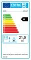 AMELIA DG rovné sklo dvojité prosklení energ.