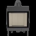 NADIA 13 BLACK rovné sklo