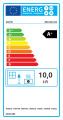 NBC 10 800/400 BS BLACK Gilotina třístranné prosklení energ.
