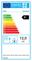 VNP 700/480 BS BLACK Gilotina pravé rohové prosklení energ.