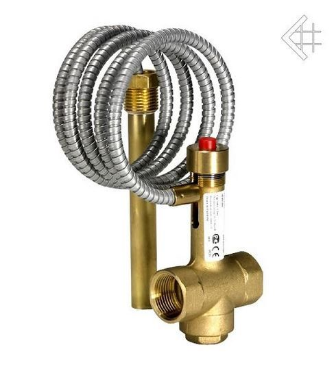 KRATKI Termický ventil Danfoss BVTS KRATKI